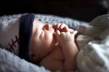 Finley Newborn Portraits