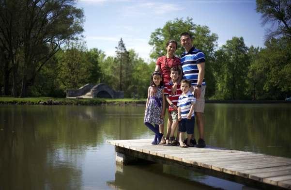 Dunlap Family Portraits