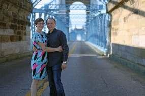 Julie & Sayer Engagement