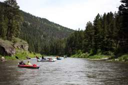 Smith River Float