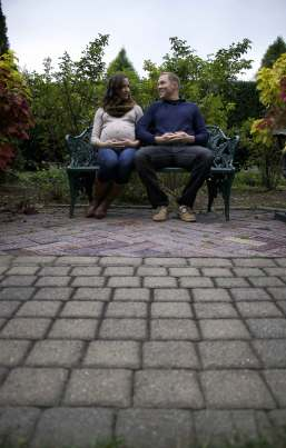 Jeff & Alyssa Maternity