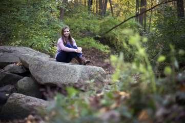 Sarah Senior Portraits